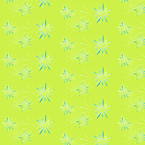 Joyful Sparkles Tiny fabric by lowa84 on Spoonflower - custom fabric