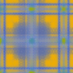 Oralian Plaid (Yellow)