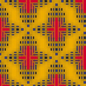 Digital Star (Yellow 1)
