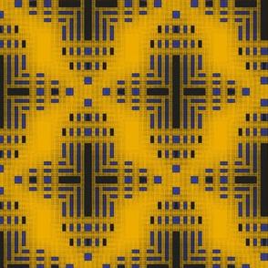 Digital Star (Yellow 4)