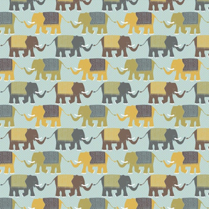 Elephant Check (Brighton mood)