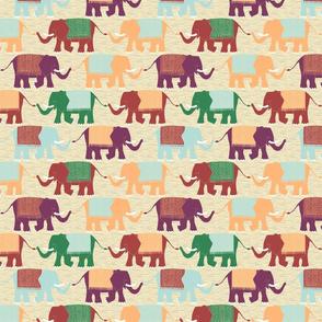 Elephant Check (modern interior)