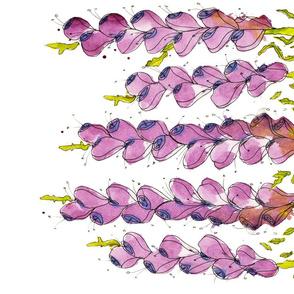 Fantasy Lavender Flower Spikes