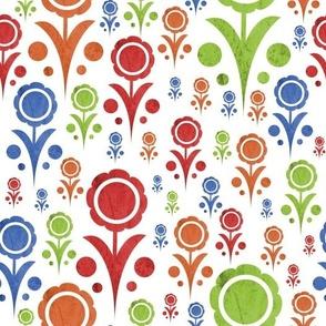 Floral Folk