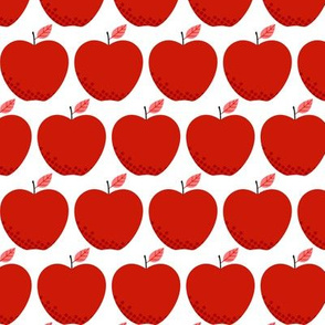 Little Baby Apples, Just Apples - Light Pink