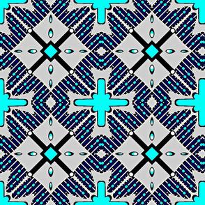 Turquoise & Lapis Boho