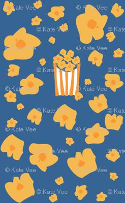 Circus Treats Popcorn airbourne
