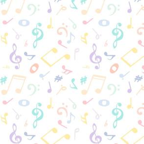 pastel music