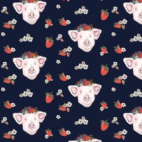 Oink So Fancy