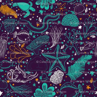 Coral Reef (Ocean Fantasy)