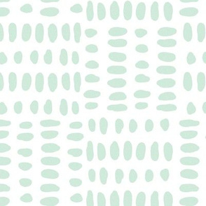 Mint Dot Repeat