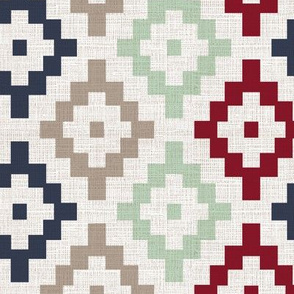 kilim diamonds