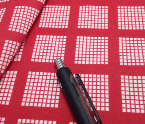 Grid of Grids - Red
