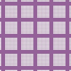 Grid of Grids - Purple