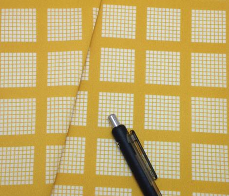 Grid of Grids - Mustard