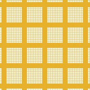 Grid of Grids - Mustard