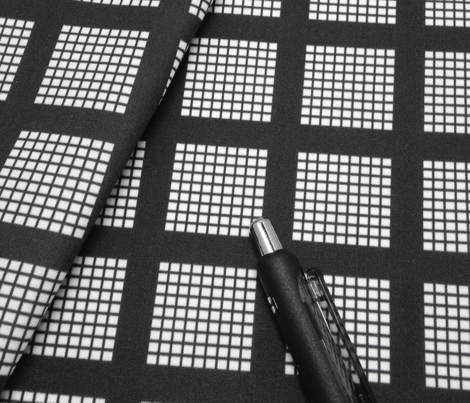 Grid of Grids - Black