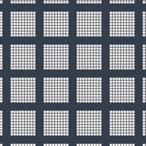 Grid of Grids - Midnight