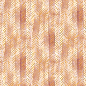 Woven abstract wheat