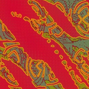 Pangaea (Red)