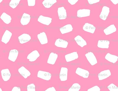 Candyfloss Brushstrokes