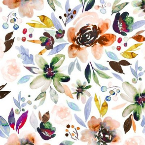 Indy Bloom Design Autumn Berry_Rose