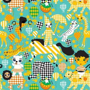 Checkered Circus