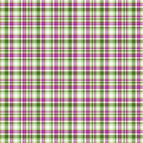 radish_radicchio_rutabaga_plaid_green_tea_towel