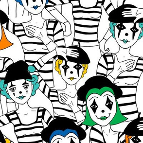 Millions Of Mimes