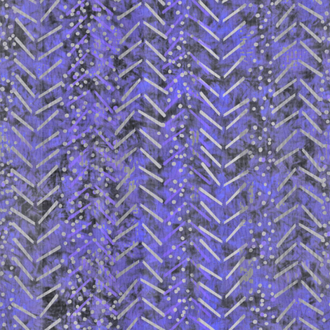 periwinkle cobalt mudcloth fabric by wren_leyland on Spoonflower - custom fabric