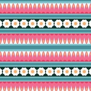 Flower-Stripe