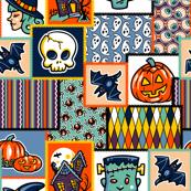 Halloween Hoopla - Patchwork