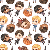Six of Crows Pattern