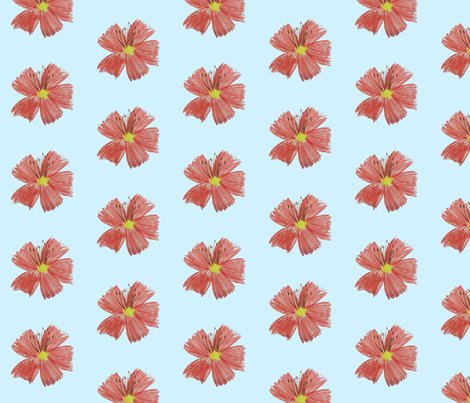 Rcoral_flower_blue_small_shop_preview