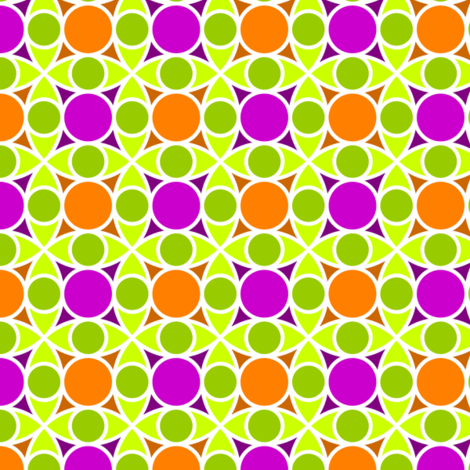 06610486 : R4 circle mix : to market fabric by sef on Spoonflower - custom fabric