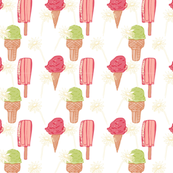 ice cream ice pop