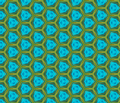 sea_foam_bliss_22 fabric by southernfabricdiva on Spoonflower - custom fabric
