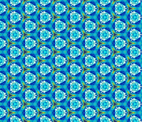 sea_foam_bliss_36 fabric by southernfabricdiva on Spoonflower - custom fabric