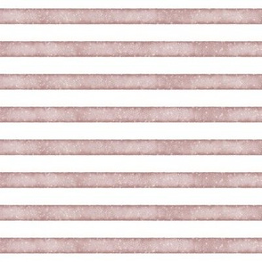 salted watercolor stripes // rosewood