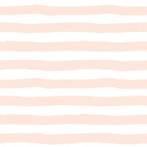 """8"""" Western Autumn /  Peach Stripes"""
