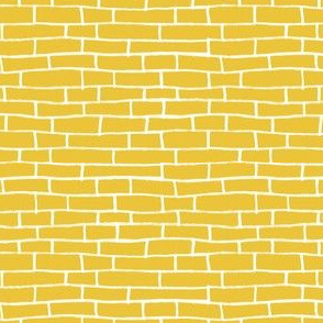 Yellow brick (road)