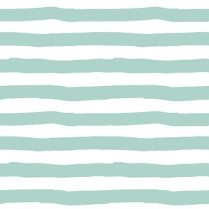 "8"" Western Autumn /  Light Dry Green Stripes"