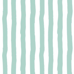 "8"" Western Autumn /  Light Dry Green Stripes / Vertical"