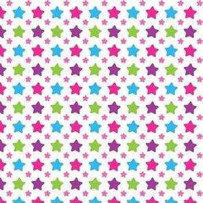 Tiny Bright Stars