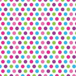 Bright Polka Dot