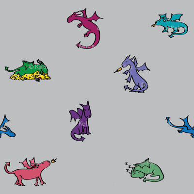Here There Be (Adorable) Dragons