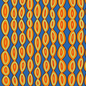 Psychedelic Beads Lapis Lazuli