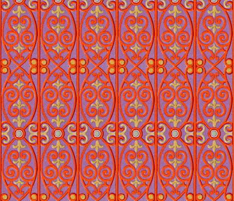 moyen age 133 fabric by hypersphere on Spoonflower - custom fabric