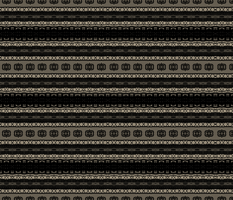 Boho Beckon  fabric by franbail on Spoonflower - custom fabric