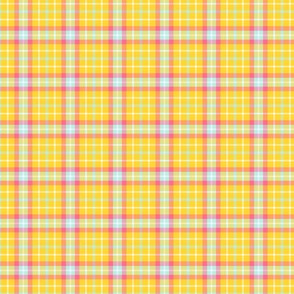 happy plaid no.15 XSM